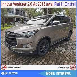 Innova Venturer 2.0 at 2018 awal Orisinil bs kredit
