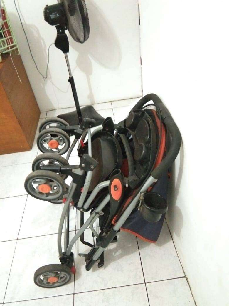 Stroller Merk Pliko Besar 0