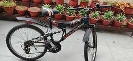 Hero urban trial 21 gear bicycle