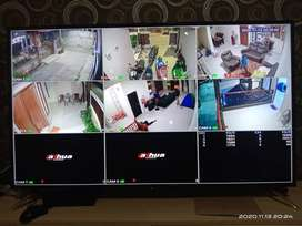 FREE INSTALASI PAKET CCTV LENGKAP