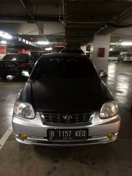 Hyundai Accent Pjk Hidup Orisinil