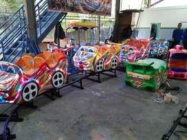 wahana mini roller coaster kereta rel bawah lantai terlengkap ya 11
