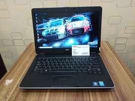 Laptop Dell Latitude E644 Core i7 memory 8gb Hdd 500gb dvd Second