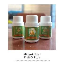 Vitamin Kucing Anjing Minyak Ikan