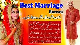 Female staff for marriage center