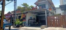 Dijual Rumah Kost Dan Ruko Strategis Dekat ISI Jogja