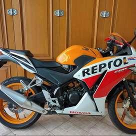 Jual Honda CBR 150 K45 Repsol Edition tahun 2015