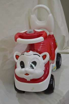 Jungle Baby Push Car