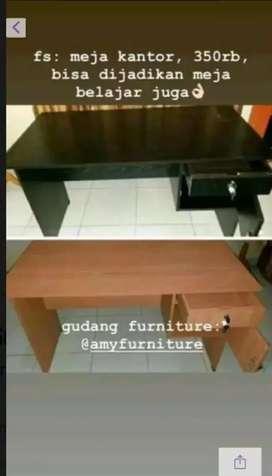Meja kantor kuat dan murah harga gudang