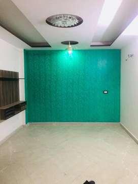 3 bhk floor near by metro uttam nagar west