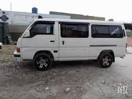Nissan Wagon Full Furnished