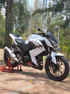 Kawasaki Ninja Z250 Putih