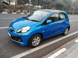Honda Brio V Manual, 2012, Petrol