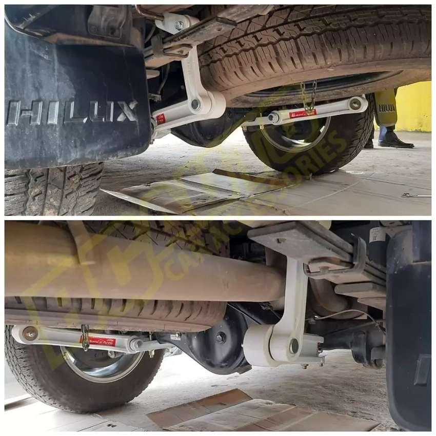 Stabil Mobil Pajero Fortuner Innova Reborn Hilux Balance Arm Thailand