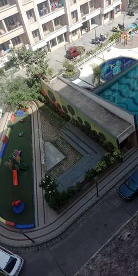 Sell 2bhk mohan palm 24hour midc water with amenities