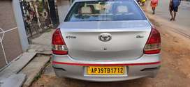 Good condition etios GD
