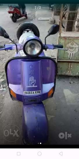 Selling my Bajaj scooter