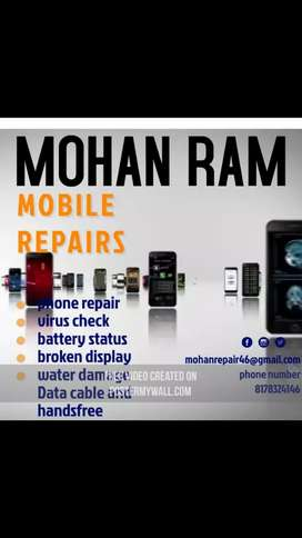 Mobile repairing  handsfree data cable sell