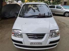 Hyundai Santro Xing GLS (CNG), 2008, LPG