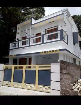 East facing new house pothencode karoor