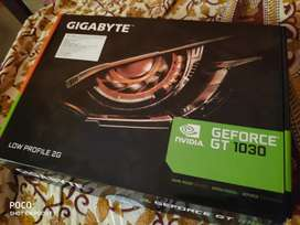 Gigabyte Nvidia GT 1030 DDR5 2GB Graphics Card