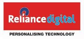 India's No1 CDIT Retail Company Reliance digital hiring sales ex