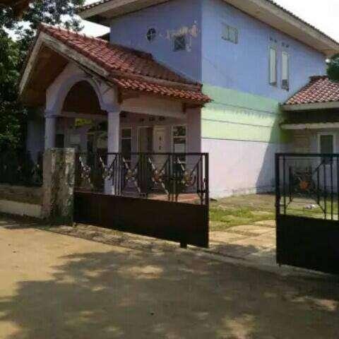 jual rumah dua lantai di kawasan sentul