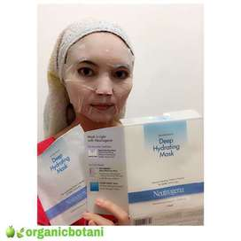 Neutrogena Deep Hydrating Mask VIT C & Collagen.RECOMMENDED