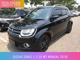 Ignis GX MT Manual 2018 Hitam Istimewa Cash 125juta Nego