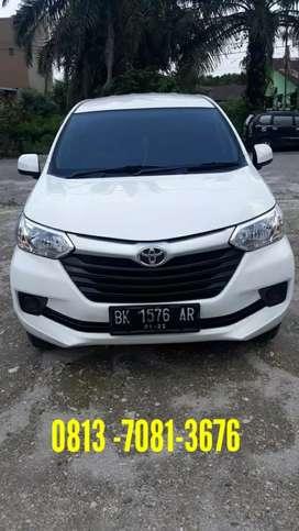 Dijual Murah Toyota Avanza Type E M/T 2016 pemakaian awal 2017