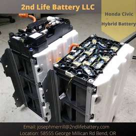 Honda civc 2007 hybrid batter available