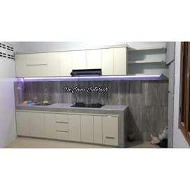 kitchenset bisa request model