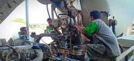 Cari pekerjaan di bidang mekanik truk
