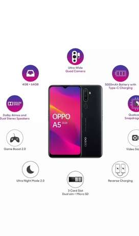 OPPO A5 2020 4GB 64GB