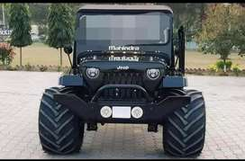 Rahul jeep modified-All type modified jeeps Deliver All India