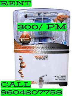 Rent Premium Brand New 7 Stage RO+UV+UF Water Purifier just at 300 pm