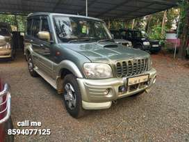 Mahindra Scorpio 2002-2013 2.6 CRDe, 2008, Diesel