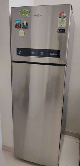 Whirlpool Refrigerator 292 Liters (with two years extended warranty)