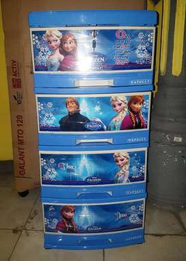 Container Plastik Napolly Frozen SFC2-4000 Susun 4