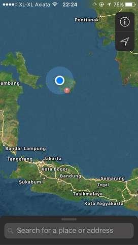 Jual Private Island di Belitung (Pulau Laskar Pelangi)
