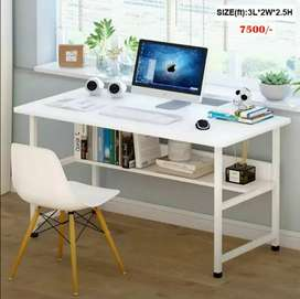 Best quality iron rods powder coated painted study tables