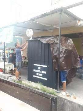 Booth Gerobak Container Murah Yogya 8