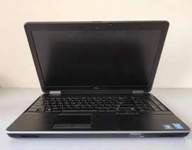 Dealers price. Dell 6540 i5 4th Gen / 4GB / 500GB 15.6 LED Screen.