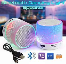 Bluetooth dancing light speaker