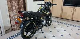 YBR 125 Fully Loaded mint condition