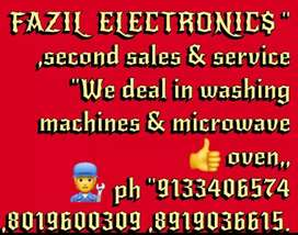 Washing Machine repair and Microwave oven repair service