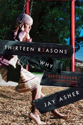 [ALL ACROSS PAKISTAN] 13 Reason Why (Thirteen Reasons Why Book) Novel