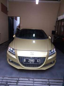 Honda CRZ 2013 Special Edition not civic