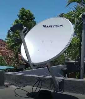 Promo Baru Transvision HD area Subang Pket Hemat 420rb untuk 6 bulan