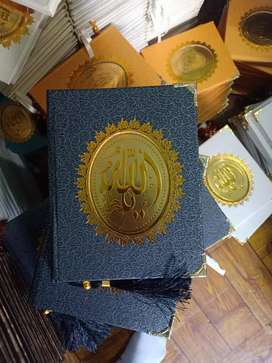 Buku Yasin Tahlil (pakai foto)